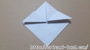 C 折り紙 しおり(パンダ・うさぎ・ハート)の折り方_html_m51985103