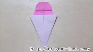 C 折り紙 夏のデザート(アイスクリーム&かき氷)の折り方_html_m578f8b55