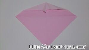 C 折り紙 ネクタイの折り方_html_4fd198dc