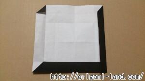 C 折り紙 しおり(パンダ・うさぎ・ハート)の折り方_html_9af8894