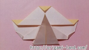 C 折り紙 スイーツ(カップケーキ、キャンディ、プリン)の折り方_html_m7567461d
