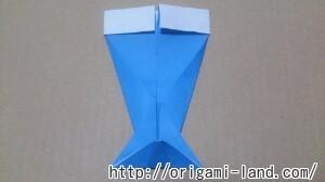 C 折り紙 さかなの折り方_html_mf30e77b