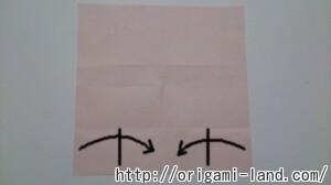 C 折り紙 スイーツ(カップケーキ、キャンディ、プリン)の折り方_html_197b28a