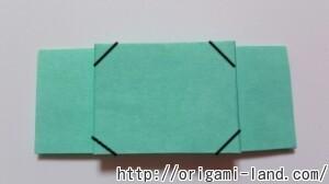 C 折り紙 スイーツ(カップケーキ、キャンディ、プリン)の折り方_html_m2e818397