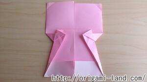 C 折り紙 人形(マトリョーシカ、こけし、福助)の折り方_html_7d4e5e2c