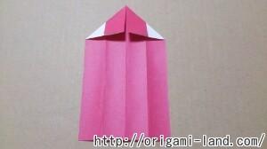 C 折り紙 しおり(パンダ・うさぎ・ハート)の折り方_html_m11c4408c