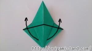 C 折り紙 バッタの折り方_html_m24379845