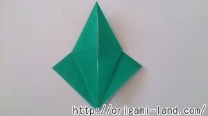 C 折り紙 バッタの折り方_html_42c49191