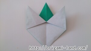 C 折り紙 バッタの折り方_html_5698e834