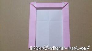 C 折り紙 しおり(パンダ・うさぎ・ハート)の折り方_html_m27068c8c