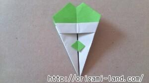 C 折り紙 さるの折り方_html_m29b2618b