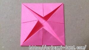 C 折り紙 花(バラ・ダリア・すいせん)の折り方_html_m14cfdf3