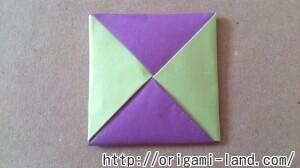 C 折り紙 遊べる折り紙(めんこ・紙でっぽう・手裏剣)の折り方_html_m3f33bd30