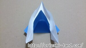 C 折り紙 ボートの折り方_html_791142f4