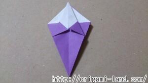 C 折り紙 あやめの折り方_html_m19873df5