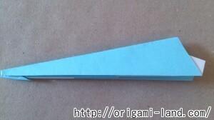 C 折り紙 飛行機の折り方_html_38e233c3