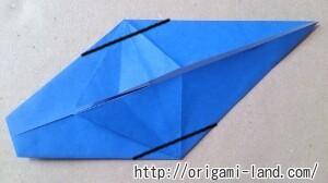 C 折り紙 くじらの折り方_html_a651b35