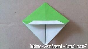 C 折り紙 さるの折り方_html_3e5d71fa