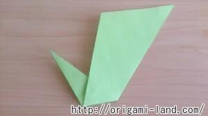 C 折り紙 インコの折り方_html_34095588