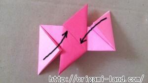 C 折り紙 遊べる折り紙(めんこ・紙でっぽう・手裏剣)の折り方_html_63fdb892