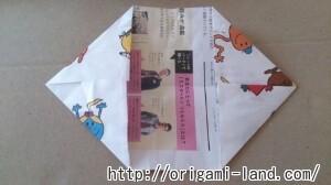 C 折り紙 遊べる折り紙(めんこ・紙でっぽう・手裏剣)の折り方_html_m78d5655b