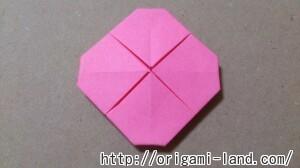 C 折り紙 花(バラ・ダリア・すいせん)の折り方_html_m25acaa19