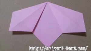 C 折り紙 あやめの折り方_html_334b8556