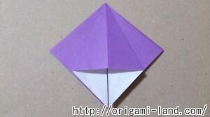 C 折り紙 あやめの折り方_html_973d142