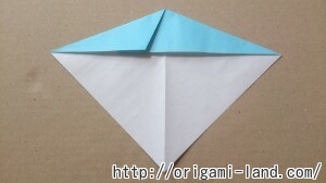C 折り紙 くじらの折り方_html_1f5e3b7a
