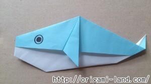 C 折り紙 くじらの折り方_html_39183391