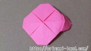 C 折り紙 花(バラ・ダリア・すいせん)の折り方_html_m222bca58