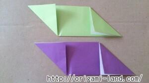 C 折り紙 遊べる折り紙(めんこ・紙でっぽう・手裏剣)の折り方_html_m69425f43