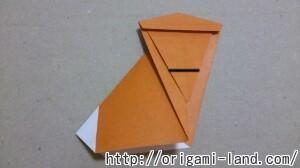 C 折り紙 さるの折り方_html_a0cf9c4