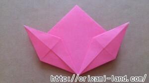 C 折り紙 果物(桃・レモン・みかん)の折り方_html_7e7d3456