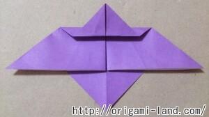 C 折り紙 あやめの折り方_html_25f24d74