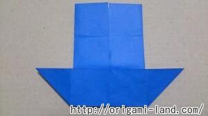 C 折り紙 おしゃべりの折り方_html_712012a3