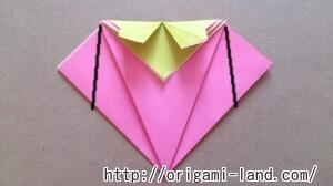 C いちごの折り方_html_dd2fb3b