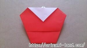 C いちごの折り方_html_143846c5