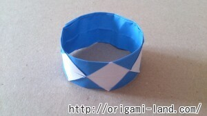 C 折り紙 ブレスレットの折り方_html_2a2c149a