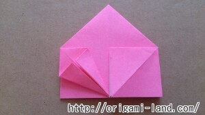 C 折り紙 果物(桃・レモン・みかん)の折り方_html_73637f68