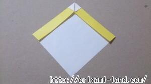 C 折り紙 果物(桃・レモン・みかん)の折り方_html_5c996872