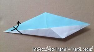 C 折り紙 くじらの折り方_html_234995c1
