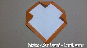 C 折り紙 さるの折り方_html_760303db