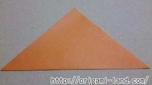 C 折り紙 さるの折り方_html_e46393a