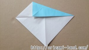 C 折り紙 くじらの折り方_html_25819cab