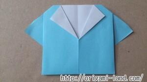 C 折り紙 シャツの折り方_html_m3befae96
