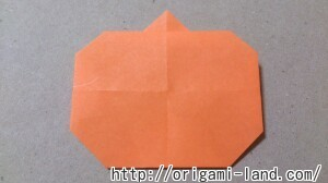 C 折り紙 果物(桃・レモン・みかん)の折り方_html_99d6f04