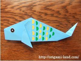 1かわいい鯉のぼり-8