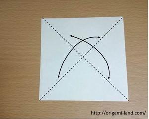 1パイナップル2折り方1