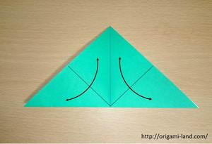 1パイナップル1折り方2-2
